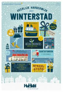 Harderwijk, winterstad 2017