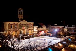 Het Winterpaviljoen –  Harderwijk Op IJs